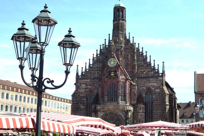Private Tour: Nuremberg Medieval Old Town and Nazi Rally Grounds Walking Tour, Nuremberg, Alemanha