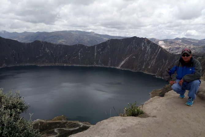 QUILOTOA (The Magic Lagoon) DIRECT, Baños, ECUADOR