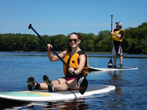 Private Stand Up Paddleboard Tour in Casco Bay, Portland, ME, ESTADOS UNIDOS