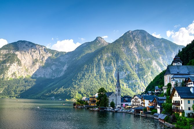 On this 8-hour private tour from Salzburg you will not only experience the natural beauty of the Lake District including a visit one of the most famous lake villages of the World, the World Heritage Village Hallstatt you will also visit the Eagle's Nest at the Bavarian Alps. Inclusive tickets for bus and elevator to the Eagel's Nest. Unlike regular tours, this private option lets you make stops at places that interest you along the way. Taking that unique private tour you will cover two of the most famous tour region of Salzburg, the 'Salzkammergut' lake district and the Bavarian Alps.