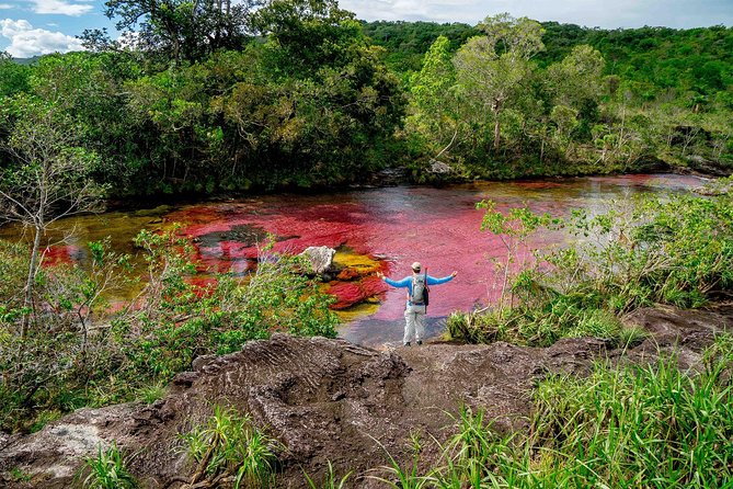 3-Day Caño Cristales (Rainbow River) from Bogotá, Bogota, COLOMBIA