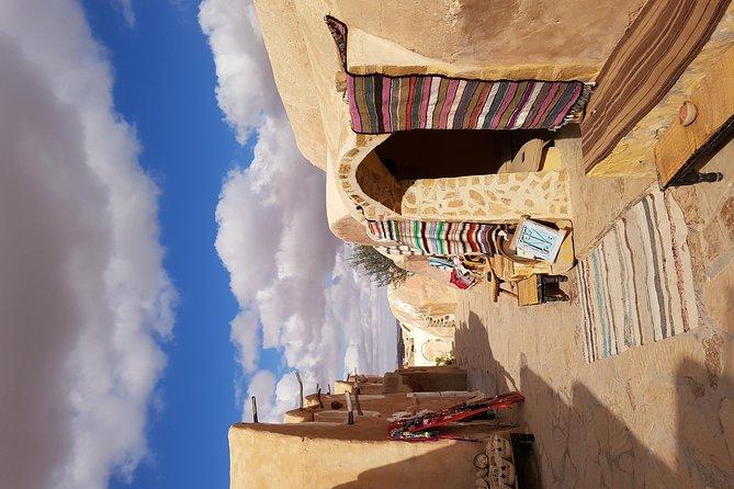 Tataouine Cheneni 1 day visit, Yerba, TUNEZ