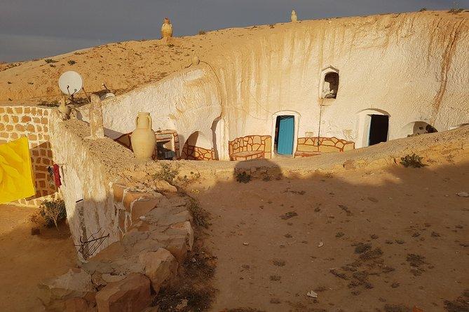 Ksar Ghuilaine 1 day visit, Yerba, TUNEZ