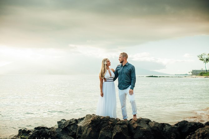 120-Minute Private Vacation Photography Session with Local Photographer in Maui, Maui, HI, UNITED STATES