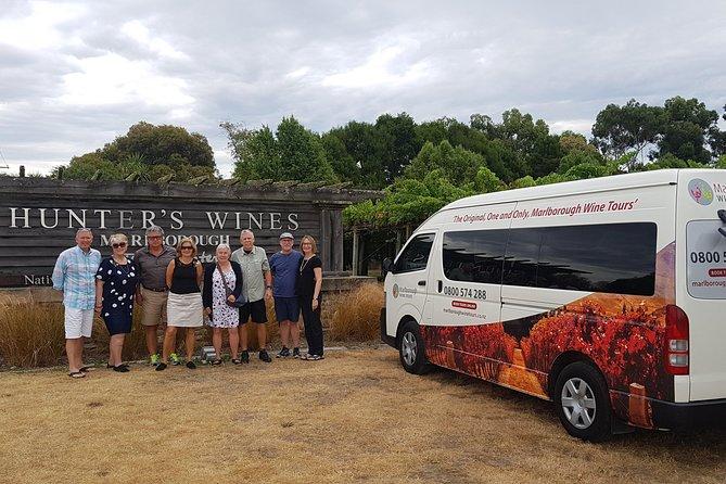 Half-Day Marlborough Wine Region Tour from Picton or Blenheim, Picton, NOVA ZELÂNDIA