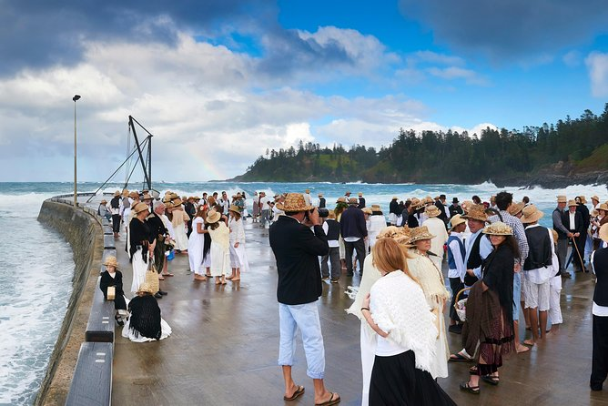 On 8 June 1856 a total of 194 people, descendants from the Bounty, arrived on Norfolk Island from Pitcairn Island aboard the Morayshire. This consisted of 40 men, 47 women, 54 boys, and 53 girls. They arrived in cold, wet blustery conditions. Few had ever been to sea before, They were seasick, homesick, and heartsick. The journey of 6,00 km / 3,700 miles took five weeks. They arrived to a recently abandoned penal settlement set aside for the 'worst of the worst' it was full of ghosts and memories. It was a large and frightening testimony of man's inhumanity to man. The 1856 untold story will follow their journey in the World Heritage Listed Kingston area.<br>