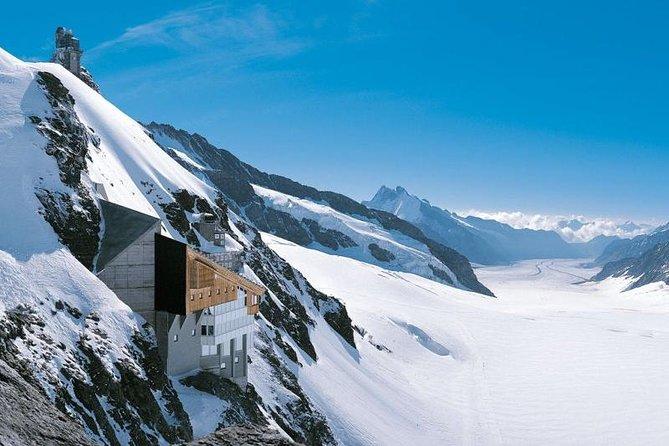 Excursiones de un día a los Alpes suizos desde Lucerna: Jungfraujoch y Oberland bernés, Lucerna, SUIZA