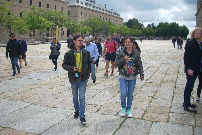 El Escorial y el Valle de los Caídos: Entrada rápida y visita guiada, Madrid, ESPAÑA