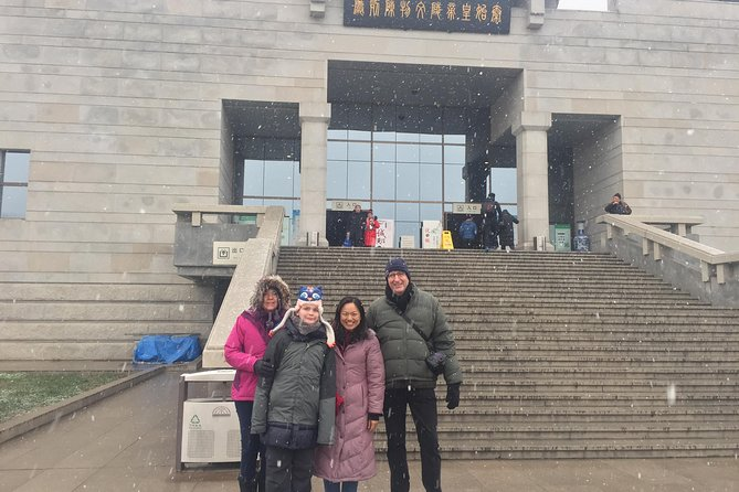 All Inclusive Private Half-day tour to the Terracotta Warriors, Sian, CHINA