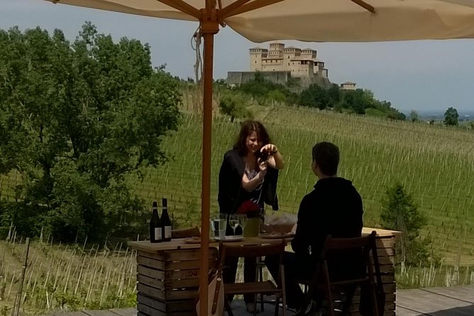 A love and wine story in Parma valley, Parma, ITALIA