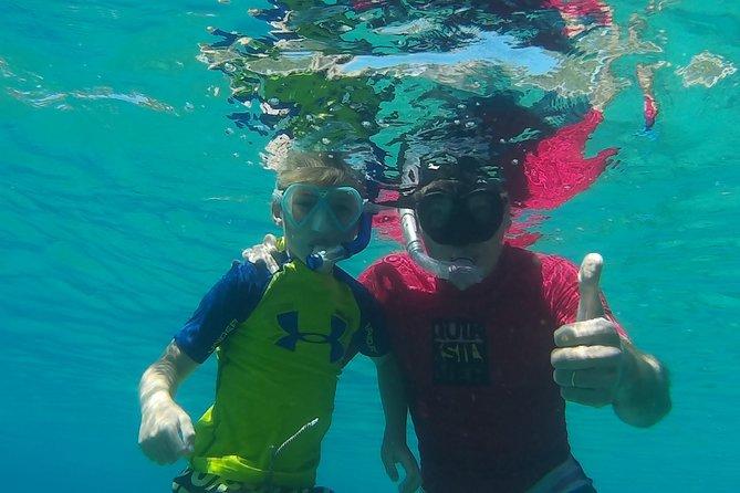 Travesía en barco y buceo de superficie desde La Canea, La Canea, GRECIA