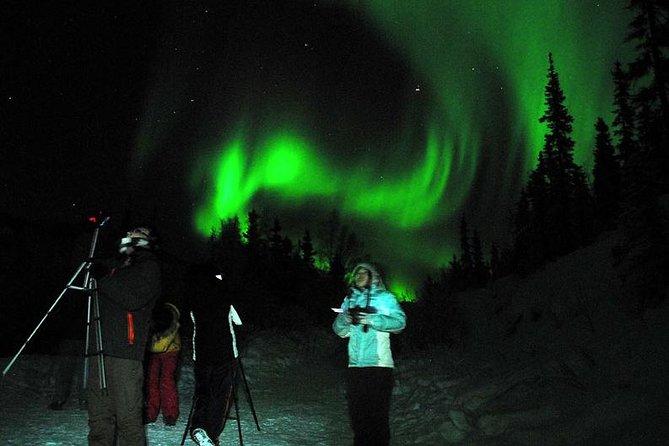 Chena Hot Springs Aurora Tour, Fairbanks, AK, ESTADOS UNIDOS
