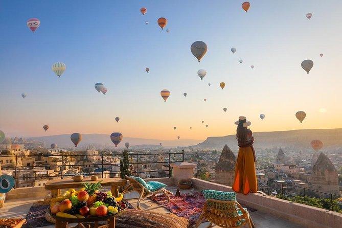 Turkey's Gold Triangle - Travel to Pamukkale Ephesus Cappadocia from/to Istanbul, Kusadasi, Turkey