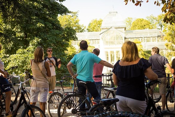 3hr. tour en bici, LO MEJOR de Madrid + tapas, Madrid, ESPAÑA