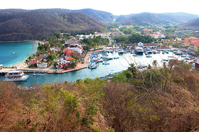 City Tour of Huatulco and La Crucecita, Huatulco, MEXICO