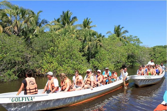 Turtle and Crocodile Eco Tour from Huatulco with Mangrove Boat Ride, Huatulco, MEXICO
