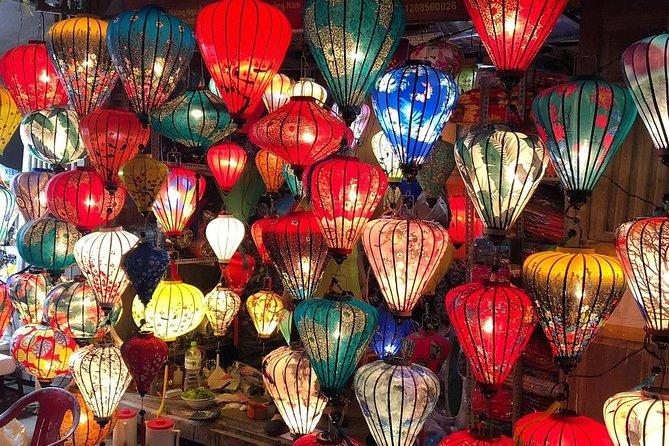 MÁS FOTOS, Hoi An Walking Tour with Night market, Colourful Lanterns,Boat Ride(PrivateTour)