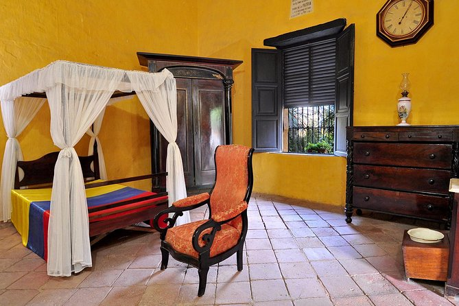 MÁS FOTOS, Quinta de San Pedro Alejandrino: Dreams of Freedom. The steps of Simón Bolívar