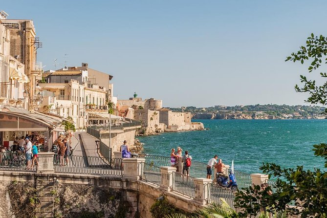 Syracuse Private Walking Tour with option of Food and Wine Tasting, Siracusa, Itália