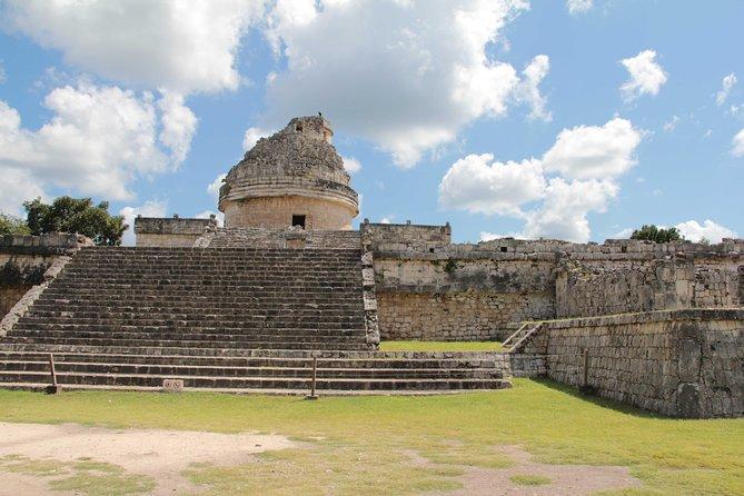 Exclusivo: Acceso temprano y Tour guiado a Chichen Itza con Comida Buffet, Cancún, MEXICO
