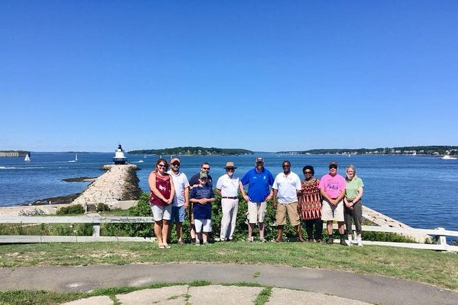 The Real Portland Tour: City and 3 Lighthouses Historical Tour with a Real Local, Portland, ME, ESTADOS UNIDOS