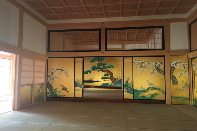 Guided Half-day Tour(AM) to Nagoya Castle & Toyota Commemorative Museum, Nagoya, JAPON