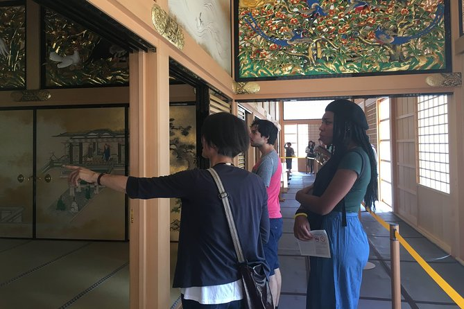 Guided Half-day Tour(AM) to Nagoya Castle & Tokugawa Museum and Garden, Nagoya, JAPON