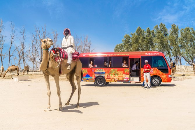 Bahrain stands testimony to the fact that the future and the past can come together as one. The Ultimate Bahrain Tour combines the Desert Oasis experience with the City Sightseeing tour to let you experience the quintessential Bahraini feel.<br>