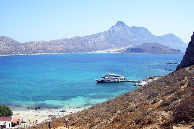 Gramvousa Island and Balos Bay Full-Day Tour from Heraklion, La Canea, Grécia