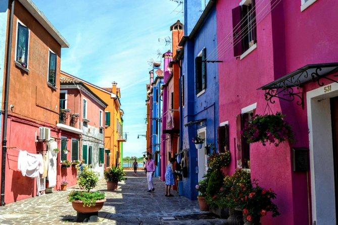 Excursão para Vidros de Murano e Rendas de Burano saindo de Veneza, Veneza, Itália