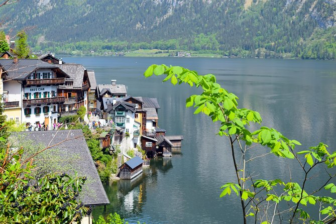 Hallstatt and Saint Wolfgang Full Day Private Tour from Salzburg, Salzburgo, AUSTRIA