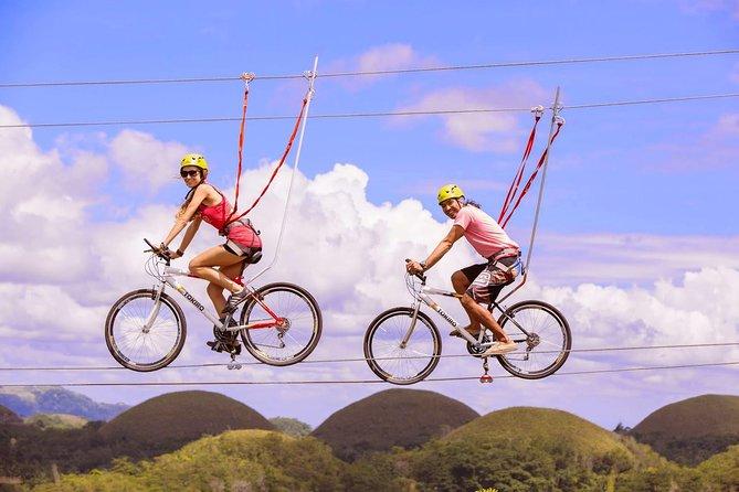 MÁS FOTOS, Bohol Tour with Bike Zip Adventure