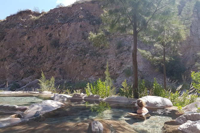 Termas Cacheuta - Full Day of Thermal Spa with Mini-Bus Transfer, Mendoza, ARGENTINA