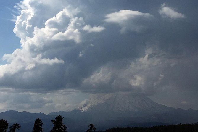 The Mt St Helens Adventure Tour, Portland, OR, ESTADOS UNIDOS