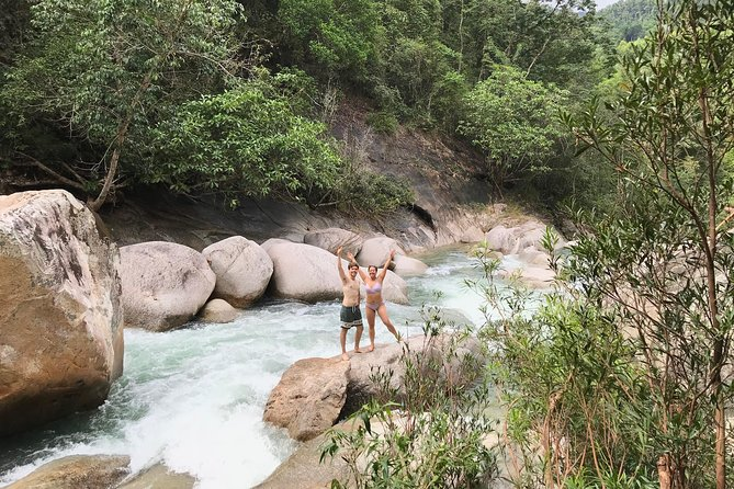 Private Trip by Car to Hon Ba Waterfall & Forest, Nha Trang, VIETNAM