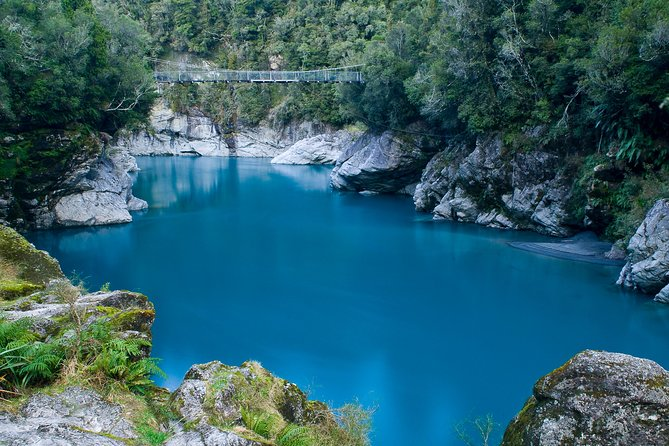 Explore Hokitika Gorge and Tree Top Walkway, Greymouth, New Zealand