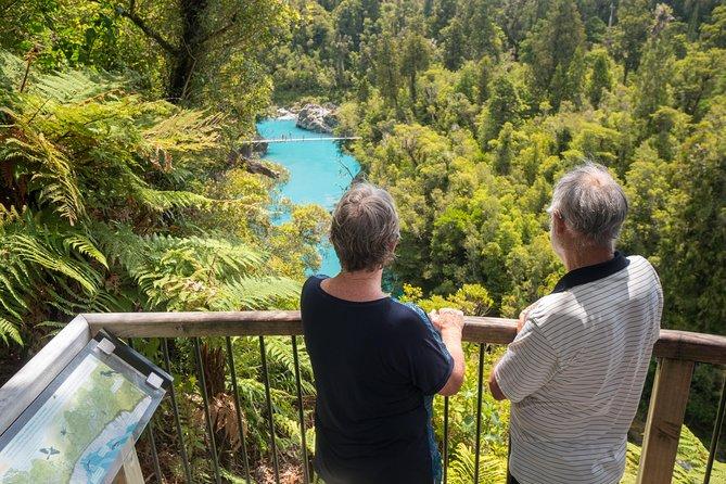 Explore Hokitika Gorge and Tree Top Walkway, Greymouth, NOVA ZELÂNDIA