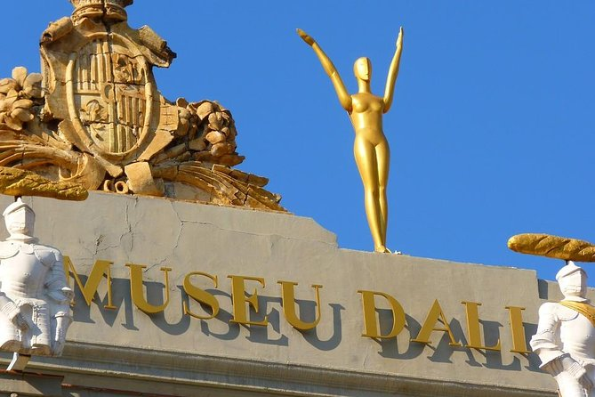 6-Hour Private tour of Dali Museum in Figueras from Barcelona with Hotel pick up, Barcelona, ESPAÑA