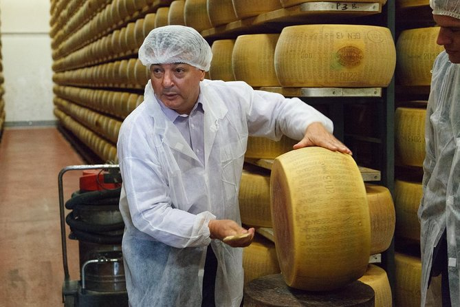 Private Emilia Romagna Food Tour from Parma or Bologna, Parma, ITALIA