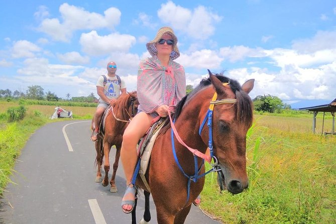 Bali is famous place for travel. in this small island you can see lot of beautiful of nature and culture. horse riding program is new and unique way to explore all of bali. see and touch with local balinese village with us and get your amazing horse riding experience. Our facility is tourism standard and we make sure you will comfort during you ride. And our team is profesional, will assist you always and make sure you are happy and enjoy.