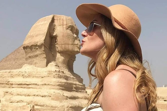 MÁS FOTOS, Private Full-Day Tour to Giza Pyramids & Egyptian Museum & Bazaar with Lunch Inc