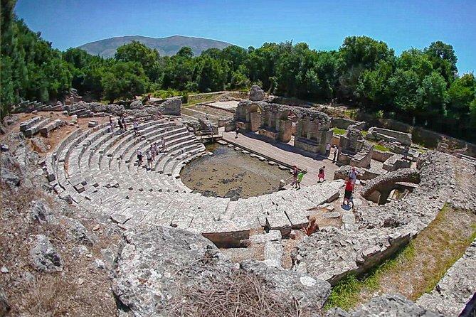 Cruise to Albania from Corfu, Corfu, Greece