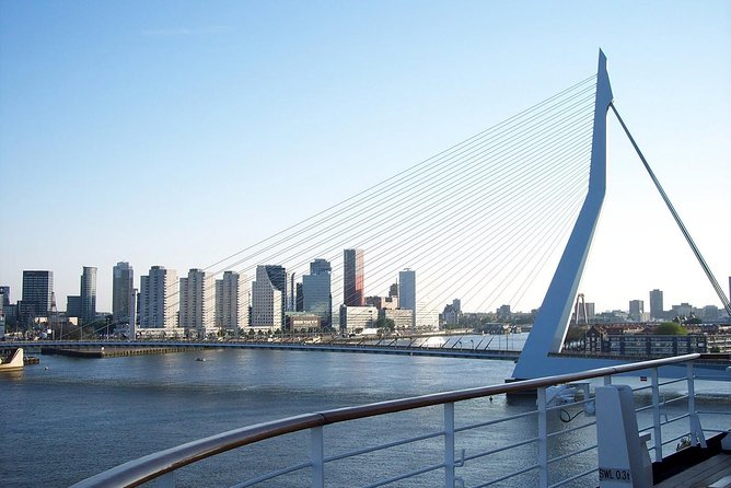 Private Day Trip From Amsterdam to Rotterdam and Kinderdijk, Amsterdam, HOLANDA