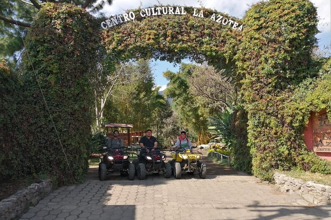 This is the only tour that you have an ATV adventure, coffee tour, and get to visit one of the most visited places in Antigua all in one activity it is basically three activities in a 3 hour span. If your going to go on a coffee tour this is by far the best full experience of not just coffee but a little of the city as well.