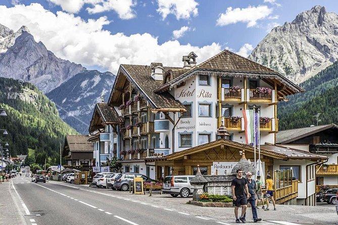 Tour de las Dolomitas desde Milán, Milan, ITALIA
