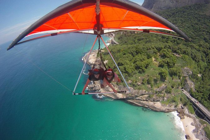 The original hang gliding experience over Rio de Janeiro, Brazil. Operated by former, WXC World Champion, National Champion and multi Record holder Konrad Heilmann and his team of friendly, safe and fully certified instructors. <br><br>The unique experience of flying a Hang Glider, launching of the Tijuca Forest National Park, surrounded by tropical Atlantic Forest, unique views of the Atlantic ocean and many landmarks of Rio such as Rocinha, Sugar Loaf, Christ the Redeemer and more, finishing with a smooth landing on the white sands of beautiful São Conrado beach.