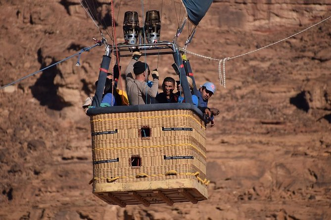 2-Day Tour: Petra, Wadi Rum, and Dead Sea from Amman, Aman, JORDANIA