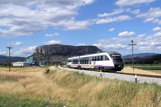 1-day rail trip from Athens to Meteora, Meteora, Greece