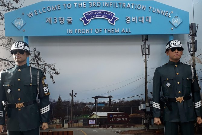 DMZ tour pick up & drop off at Incheon airport, Incheon, COREA DEL SUR
