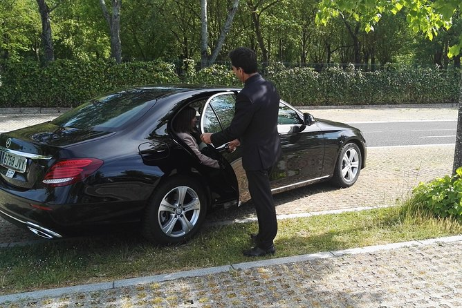 Private Transfer from the Airport to Bilbao City, ,